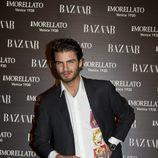 Maxi Iglesias en la fiesta de 'Harper's Bazaar' en Madrid