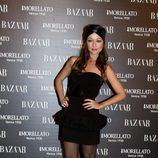 Nadia Casado en la fiesta de 'Harper's Bazaar' en Madrid