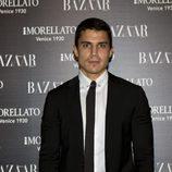 Álex González en la fiesta de 'Harper's Bazaar' en Madrid