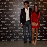 Álvaro Muñoz Escassi en la fiesta de 'Harper's Bazaar' en Madrid