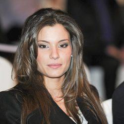 Silvia López, novia de Pau Gasol, en el desfile de La Sponsa en Barcelona