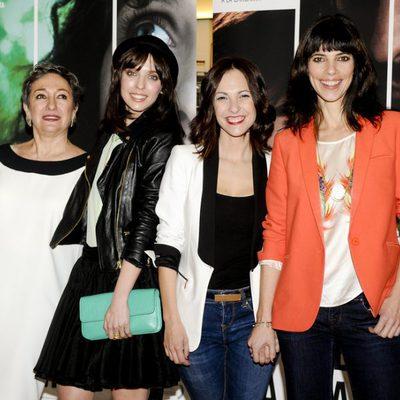 Luisa Gavasa, Leticia Dolera, Paula Ortiz y Maribel Verdú presentan 'De tu ventana a la mía'