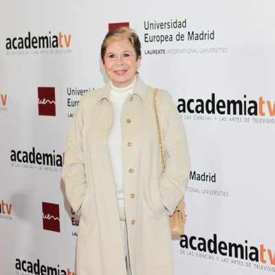 Lina Morgan en el homenaje a los 'Tesoros vivos de la televisión'