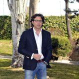 Antonio Garrido en la presentación de la tercera temporada de 'Los Protegidos'