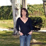 Marta Calvó en la presentación de la tercera temporada de 'Los Protegidos'