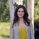 Marta Torné en la presentación de la tercera temporada de 'Los Protegidos'