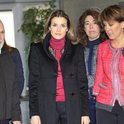 La Princesa Letizia visita un Centro Integrado Superior de Energías Renovables