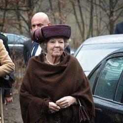 La Reina Beatriz de Holanda retoma su agenda oficial