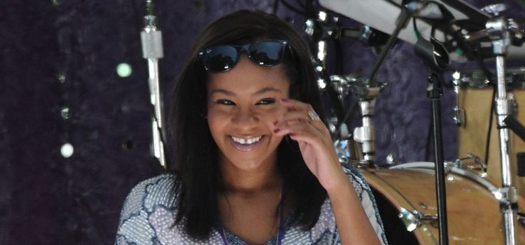 Bobbi Kristina, la hija de Whitney Houston