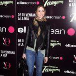 Manuela Velasco en el estreno de 'De tu ventana a la mía'