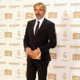Imanol Arias en los premios Alma 2012 de la Fundación del Real Madrid