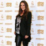 Malú en los premios Alma 2012 de la Fundación del Real Madrid