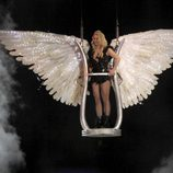 Britney Spears durante su gira 'Femme Fatale Tour 2012'