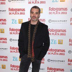 Adrià Collado en los Fotogramas de Plata 2011
