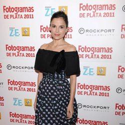 Elena Anaya en los Fotogramas de Plata 2011
