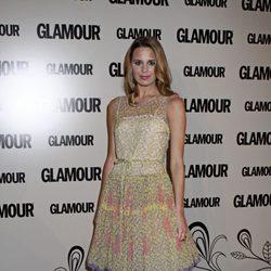 Claudia Ortiz en la décima edición de los Premios Glamour