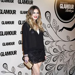 Vanesa Romero en la décima edición de los Premios Glamour