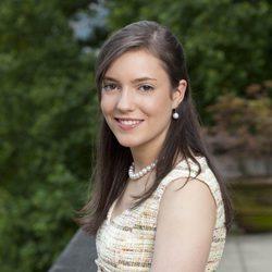 La Princesa Alejandra de Luxemburgo