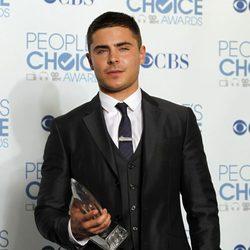 Zac Efron en los People Choice Awards