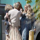 Jessica Simpson celebra su baby shower