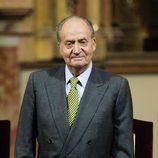 El Rey Don Juan Carlos en el acto del Bicentenario de la Constitución de Cádiz