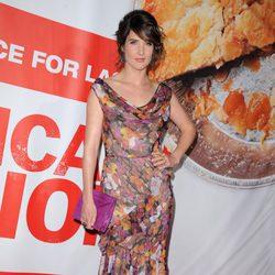 Cobie Smulders en el estreno de 'American Pie: El Reencuentro'