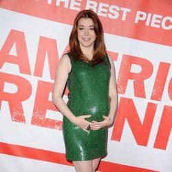Alyson Hannigan en el estreno de 'American Pie: El Reencuentro'