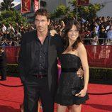 Adriana Lima y Marco Jaric