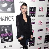 Elena Tablada en la presentación del nuevo single de Anamor