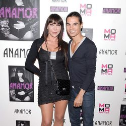 Anamor y Julio José Iglesias en la presentación del nuevo single de la cantante
