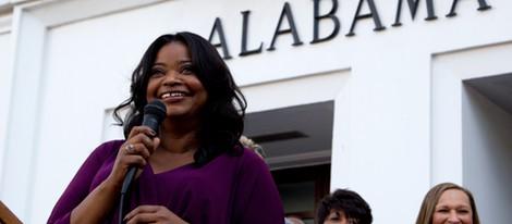 Octavia Spencer recibe un homenaje en Alabama
