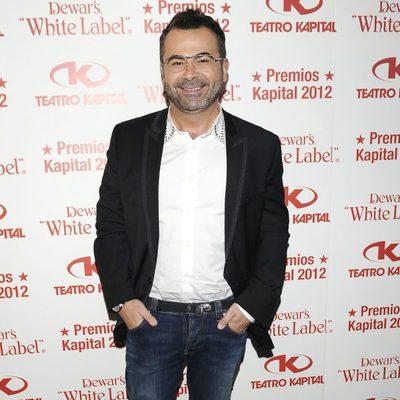Jorge Javier Vázquez en los Premios Kapital 2012