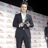 David Bustamante en los Premios Kapital 2012