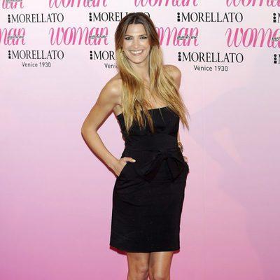 Laura Sánchez en el 20 aniversario de la revista Woman