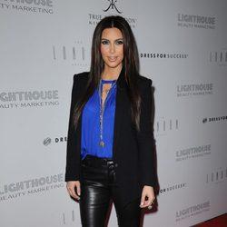 Kim Kardashian presenta su perfume 'True Reflections'