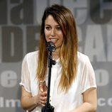 Blanca Suárez recibe el premio Actriz del Siglo XXI en la Semana del Cine de Medina del Campo