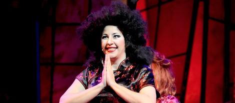 La Terremoto de Alcorcón en los Premios Shangay 2012