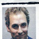 Ficha policial de Matthew McConaughey tras su arresto
