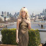 Rihanna en la presentación de 'Battleship' en Londres
