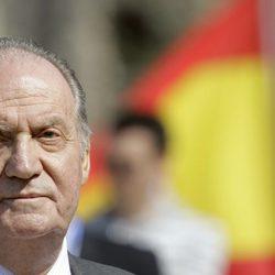 El Rey Don Juan Carlos en Bosnia