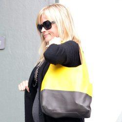Reese Witherspoon no esconde su embarazo