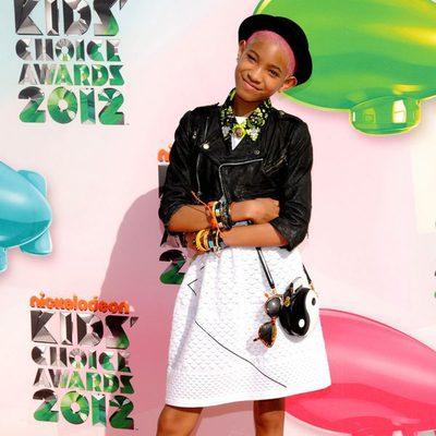Willow Smith asiste a los premios Kids Awards