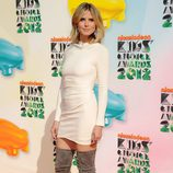 Heidi Klum en los Kids Awards