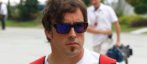 Tatuaje Fernando Alonso fernando alonso revela en twitter su tatuaje secreto - bekia actualidad