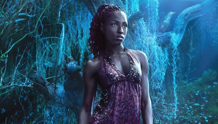 Rutina Wesley es Tara en 'True Blood'