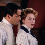Kate Winslet y Billy Zane en 'Titanic'