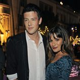 Cory Monteith y Lea Michele