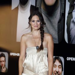 María Botto en el estreno de 'Amigos'