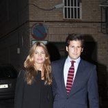 Carla Goyanes y Jorge Benguría