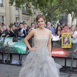 Emma Watson en el estreno de Harry Potter en Londres
